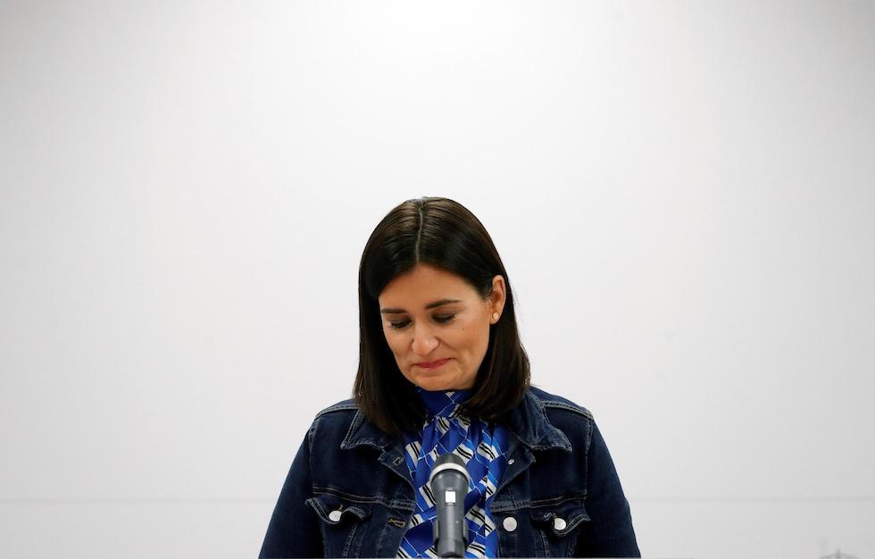 FALSEDAD DOCUMENTAL: ¿Han sido falsificadas las notas del Máster de Carmen Montón?