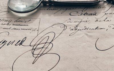 Perito Calígrafo en Ibiza: ¿Le han falsificado la firma en Ibiza?